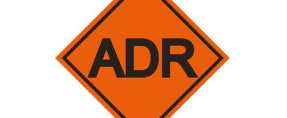 ADR – roczne sprawozdanie