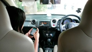 telefon samochod