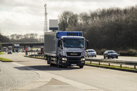 Zautomatyzowane ciężarówki